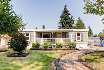 Bonney Lake Single Family Home For Sale: 21505 134th St E