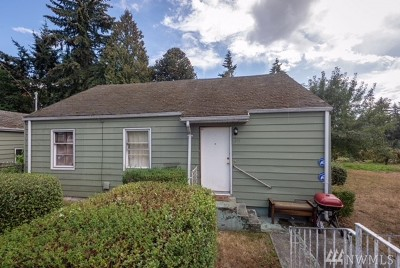 Seattle Single Family Home For Sale: 311 S 116th St