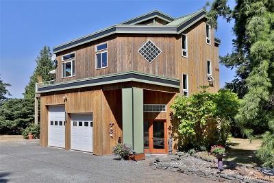 Freeland Single Family Home For Sale: 397 Cardinal Wy