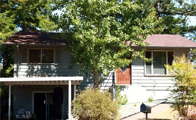 Shelton Single Family Home For Sale: 1824 S First St