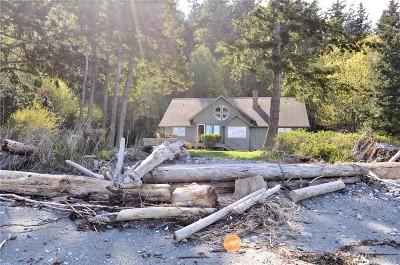 Lummi Island Single Family Home For Sale: 1894 Seacrest Dr