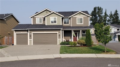 Puyallup Single Family Home For Sale: 15828 92nd Av Ct E
