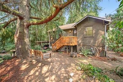 Kirkland Single Family Home For Sale: 7836 NE 122nd Place