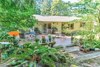 Bellingham Single Family Home For Sale: 1520 Lowell Ave