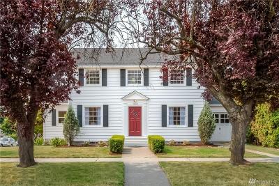 Everett Single Family Home For Sale: 1430 Rucker Ave