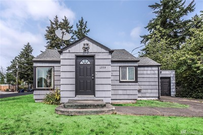 Tacoma Single Family Home For Sale: 1779 S 43rd St