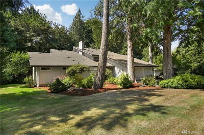 Olympia Single Family Home For Sale: 3003 Westwood Ct NW