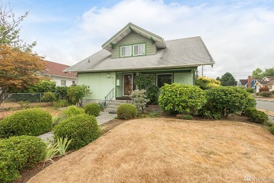 Tacoma Single Family Home For Sale: 428 S 50th St