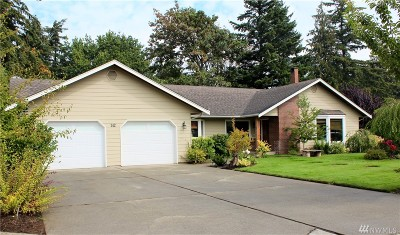 Lynden Single Family Home Sold: 512 17th St
