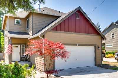 Burien Single Family Home For Sale: 593 S 150th St
