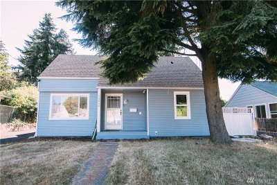 Seattle Single Family Home For Sale: 12055 69th Ave S
