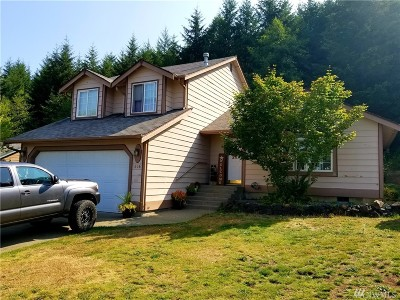Single Family Home For Sale: 416 Oak Lane