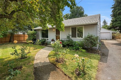 SeaTac Single Family Home For Sale: 3049 S 148th St