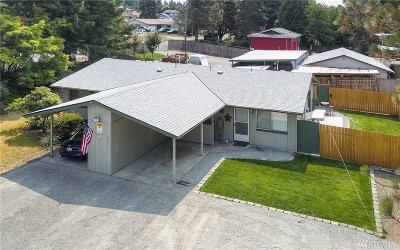Puyallup Multi Family Home For Sale: 10602 132nd St E
