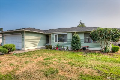 Single Family Home For Sale: 1285 Uplands Dr