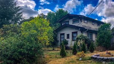 Single Family Home For Sale: 3822 S Alaska St