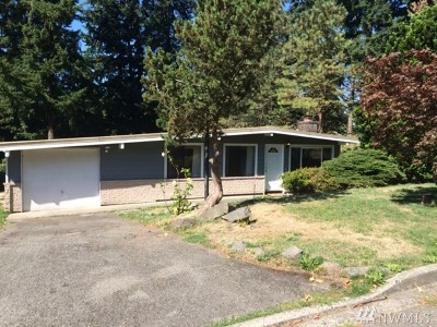 Federal Way Single Family Home For Sale: 30841 7th Ave SW