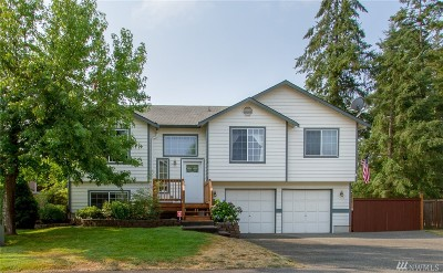 Puyallup Single Family Home For Sale: 7610 154th St E
