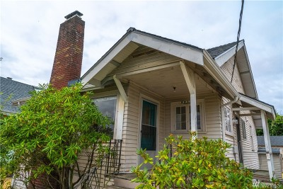 Seattle Single Family Home For Sale: 8025 24th Ave NW