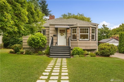Single Family Home For Sale: 6231 S Bell St