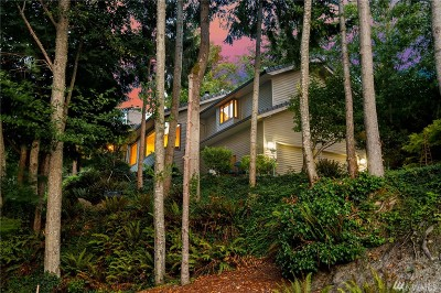 Mukilteo Single Family Home For Sale: 6121 91st Place SW