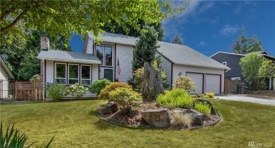 Kirkland Single Family Home For Sale: 9013 NE 143 St