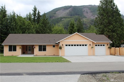 Gold Bar Single Family Home For Sale: 41904 171st St SE