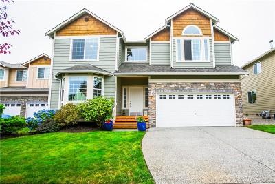 Everett Single Family Home For Sale: 3324 124th St SE