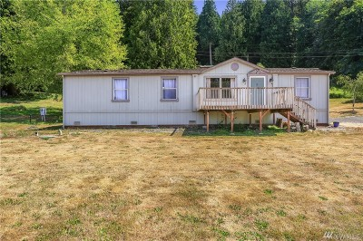 Snohomish Single Family Home For Sale: 11717 Nevers Rd