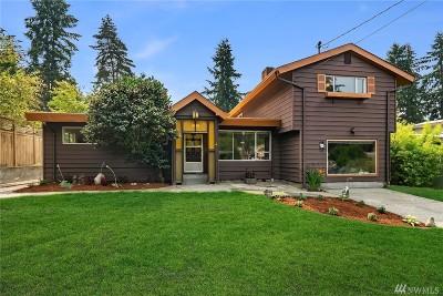 Single Family Home For Sale: 1207 NE 124th St