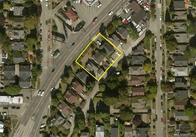 Seattle Residential Lots & Land For Sale: 7830 Lake City Wy NE