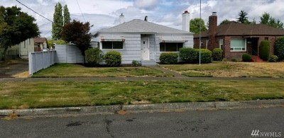 Tacoma Single Family Home For Sale: 4205 N 22nd St