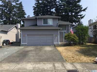 Federal Way Single Family Home For Sale: 35822 23rd Place S