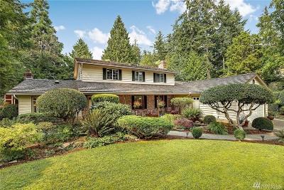 Edmonds Single Family Home For Sale: 8811 204th St SW