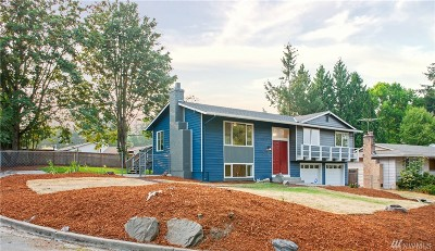 Bothell Single Family Home For Sale: 21926 7th Place W