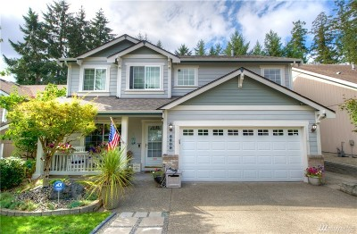 Olympia Single Family Home For Sale: 6809 11th Ave NE
