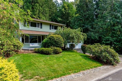 Woodinville Single Family Home For Sale: 16010 197th Ave NE