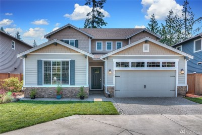 Gig Harbor Single Family Home For Sale: 4410 Sentinel Ct