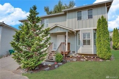 Marysville Condo/Townhouse For Sale: 2820 68th Dr NE