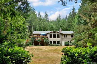 Langley Single Family Home Sold: 5464 Deer Run Rd