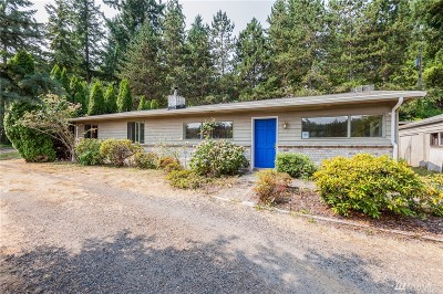 Bellevue Single Family Home For Sale: 1853 Richards Rd