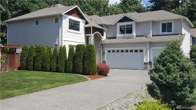 Bothell Single Family Home For Sale: 107 181 St SW