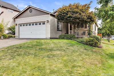 Puyallup Single Family Home For Sale: 6612 131st St E