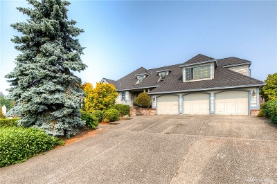 Normandy Park Single Family Home For Sale: 18646 5th Place SW