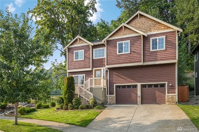 Tumwater Single Family Home For Sale: 1748 Viewpoint Ct SW