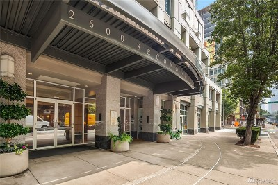 Seattle Condo/Townhouse For Sale: 2600 2nd Ave #1902