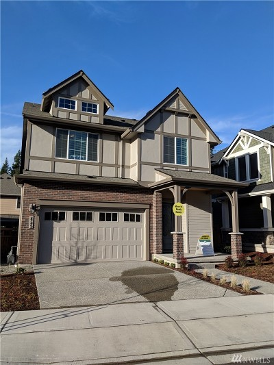 Issaquah Single Family Home For Sale: 455 6th (Lot 06) Lane NE