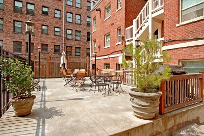 Condo/Townhouse For Sale: 125 Warren Ave N #M