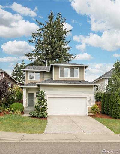 Maple Valley Single Family Home For Sale: 21552 SE 275th Ct