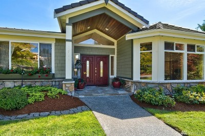 Gig Harbor Single Family Home For Sale: 1711 61st Ave NW